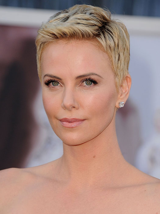 Short Hairstyle for Blonde Hair