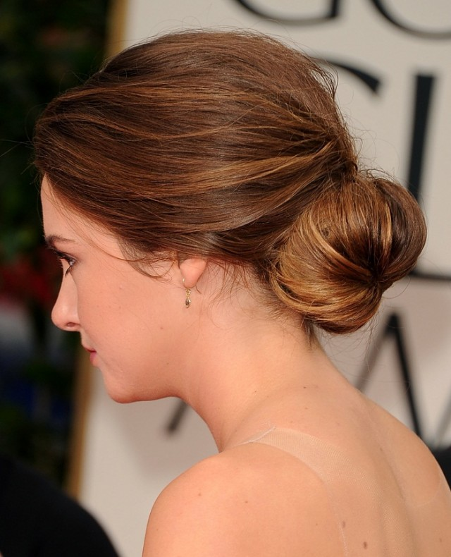 Cool 15 Pretty Low Bun Hairstyles For Summer Pretty Designs Short Hairstyles Gunalazisus