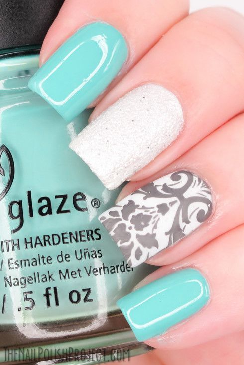 15 Stamping Nail Designs You Must Have Pretty Designs