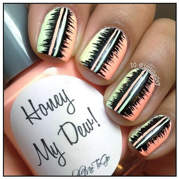 Playful Nail Designs For The Week Pretty Designs