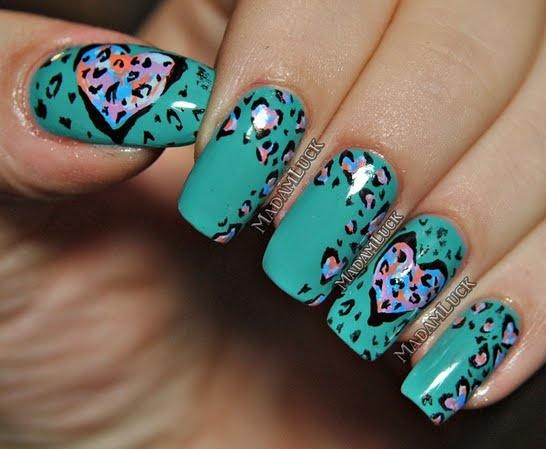 Leopard Nail Ideas For Women Pretty Designs
