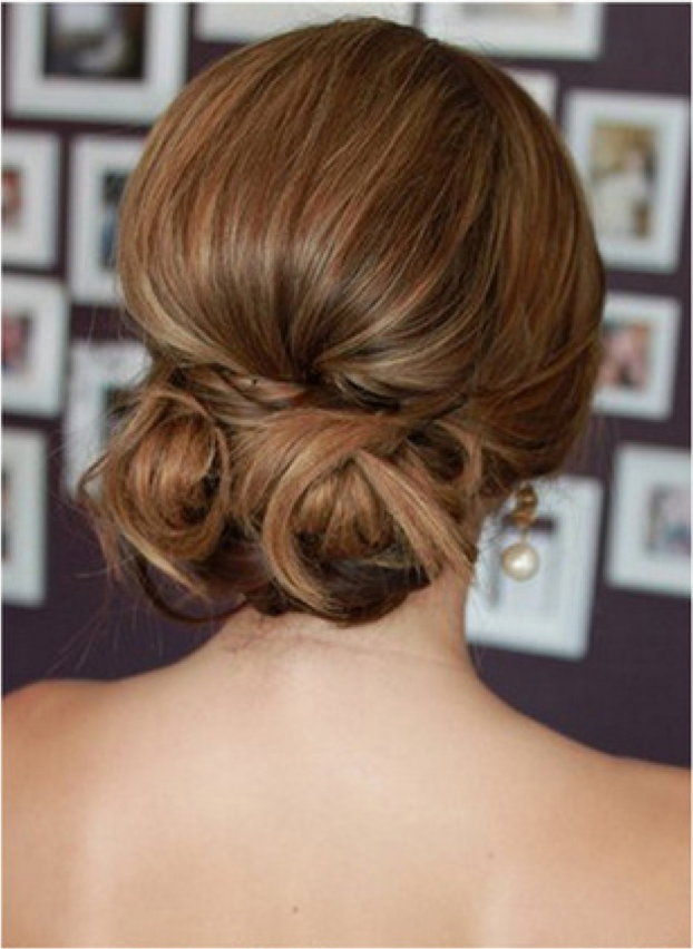 Hairstyle Bun : 15 Pretty Low Bun Hairstyles for Summer - Pretty Designs