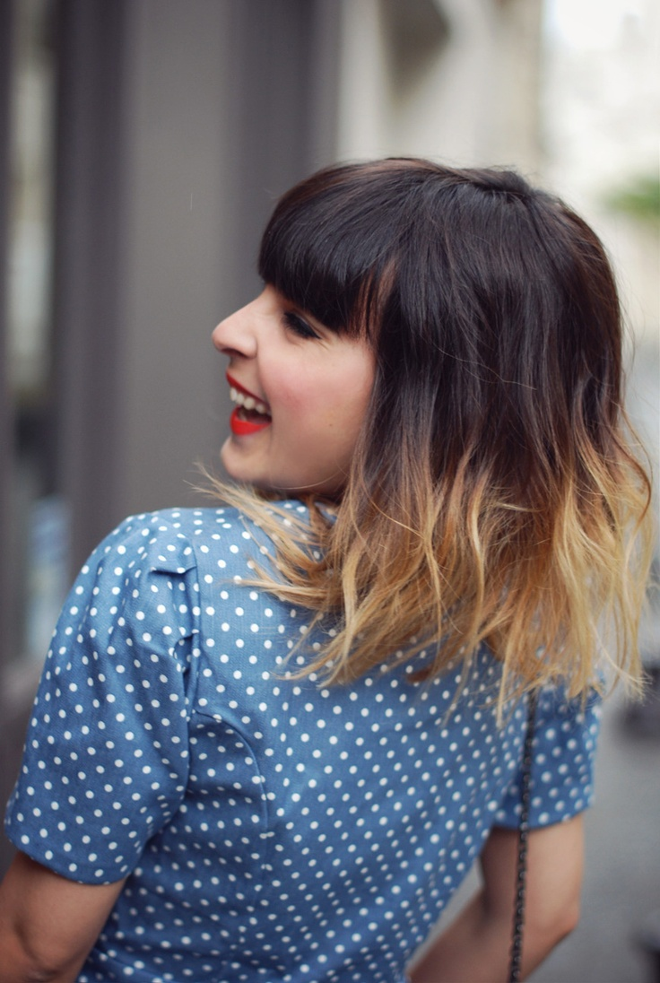 Ombre Hair To Try Summer Bobs Pretty Designs