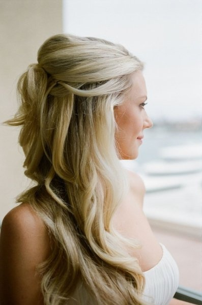 Long Hairstyles For Wedding Pretty Designs