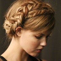 Wrap-around Braid