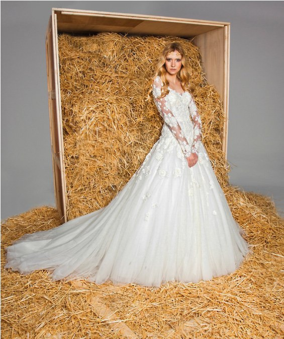 8ea9adf44c5 A Collection of Zuhair Murad 2015 Bridal Dresses - Pretty Designs