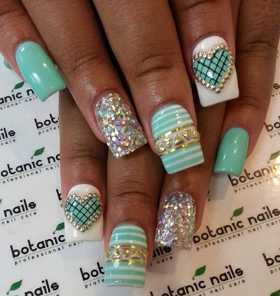 3D Nail Art - 3D Nail Designs For This Week - Pretty Designs