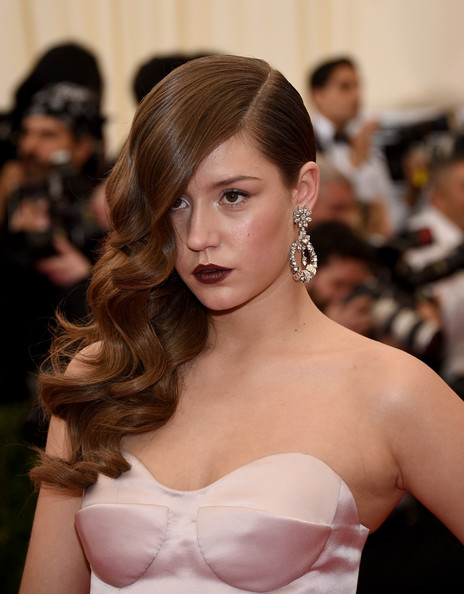 Adele Exarchopoulos Tattoo Meaning Adele exarchopoulos side-swept