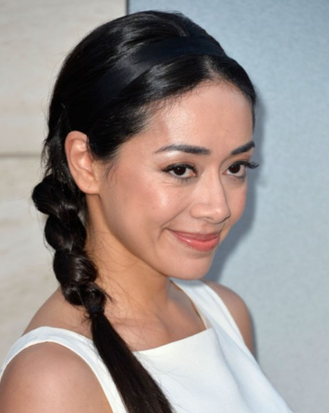 Aimee Garcia Braid/Getty Image