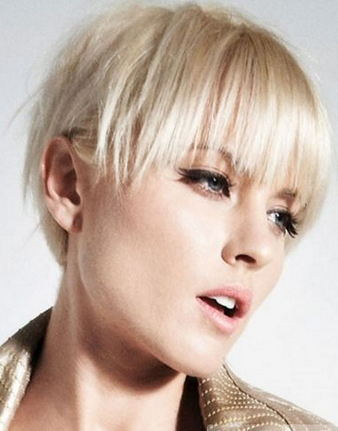 Peachy 15 Super Cool Platinum Blonde Hairstyles To Try Pretty Designs Short Hairstyles Gunalazisus