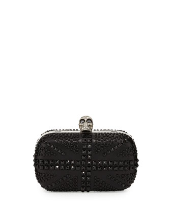 46734d3366 Gorgeous! A Collection of Alexander McQueen's Latest Bags - Pretty ...