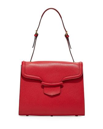 Alexander McQueen Heroine Flap Shoulder Bag