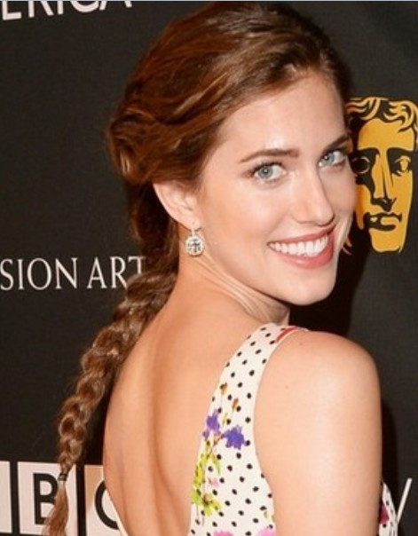 Allison Williams Braid/Getty Image