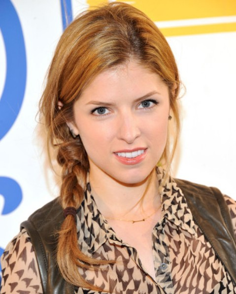Anna Kendrick Braid/Getty Image