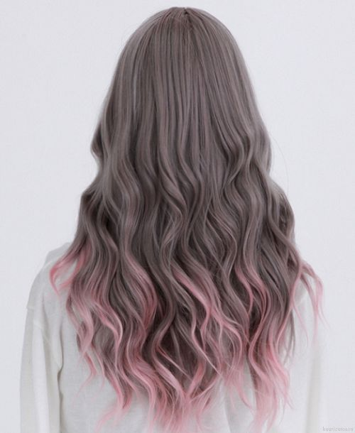 Colored Hairstyles You Must Try for the Season - Pretty ...