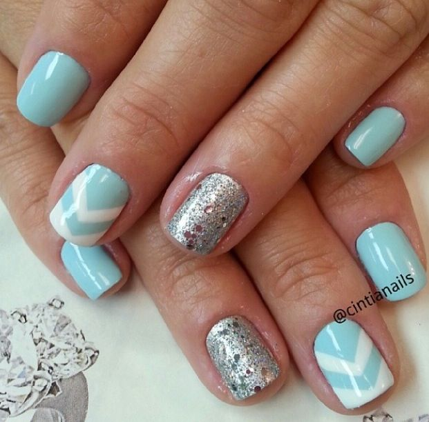Babayblue Nail Design Idea