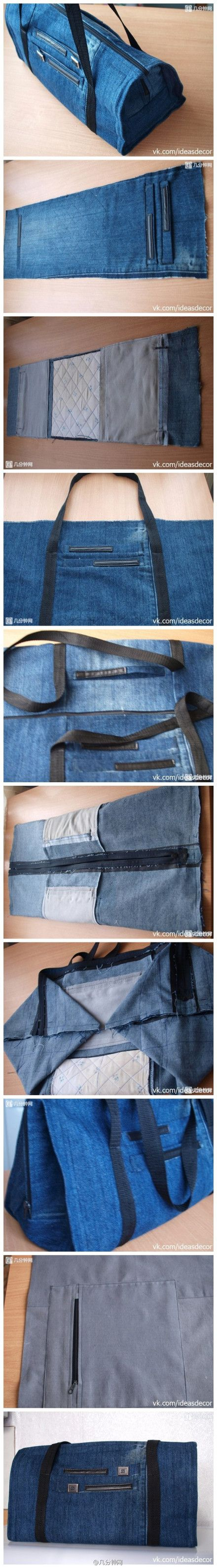 Bags from Denim