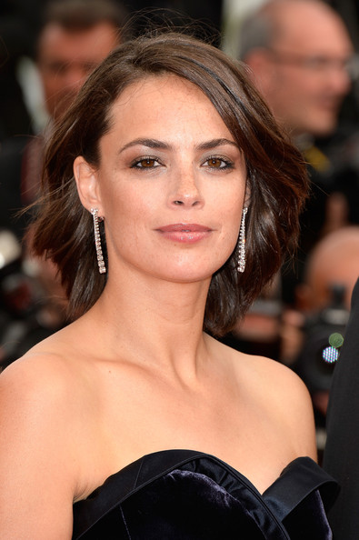 Berenice Bejo Short Wavy Haircut