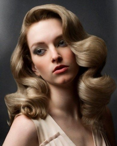hairstyles to try for the season vintage waves pretty