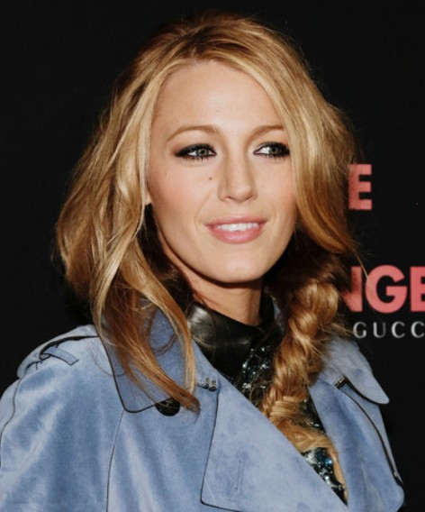 Blake Lively Braid/Getty Image