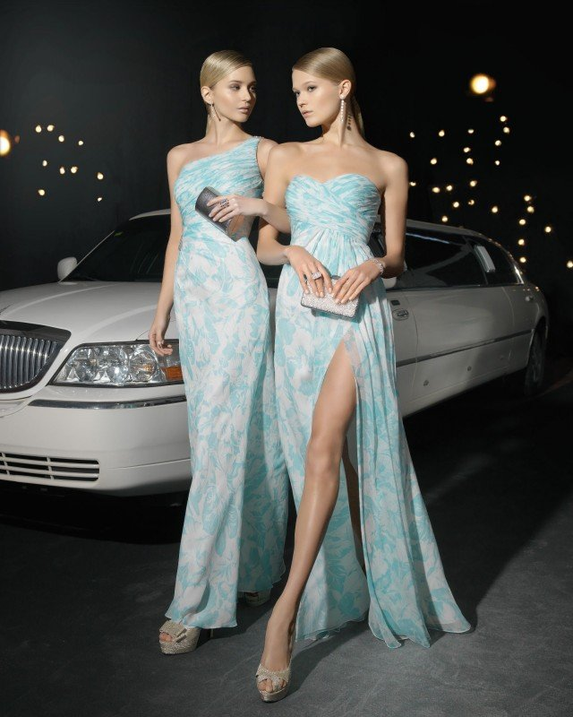 A Collection of Beautiful Cocktail Dresses by Rosa Clara ...