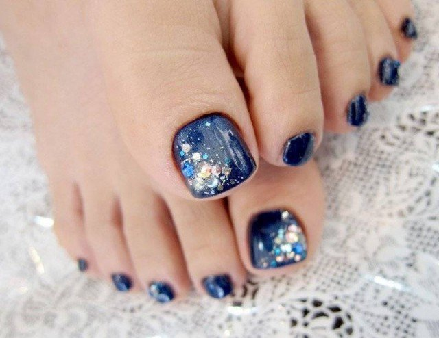 Bluish Your Nails