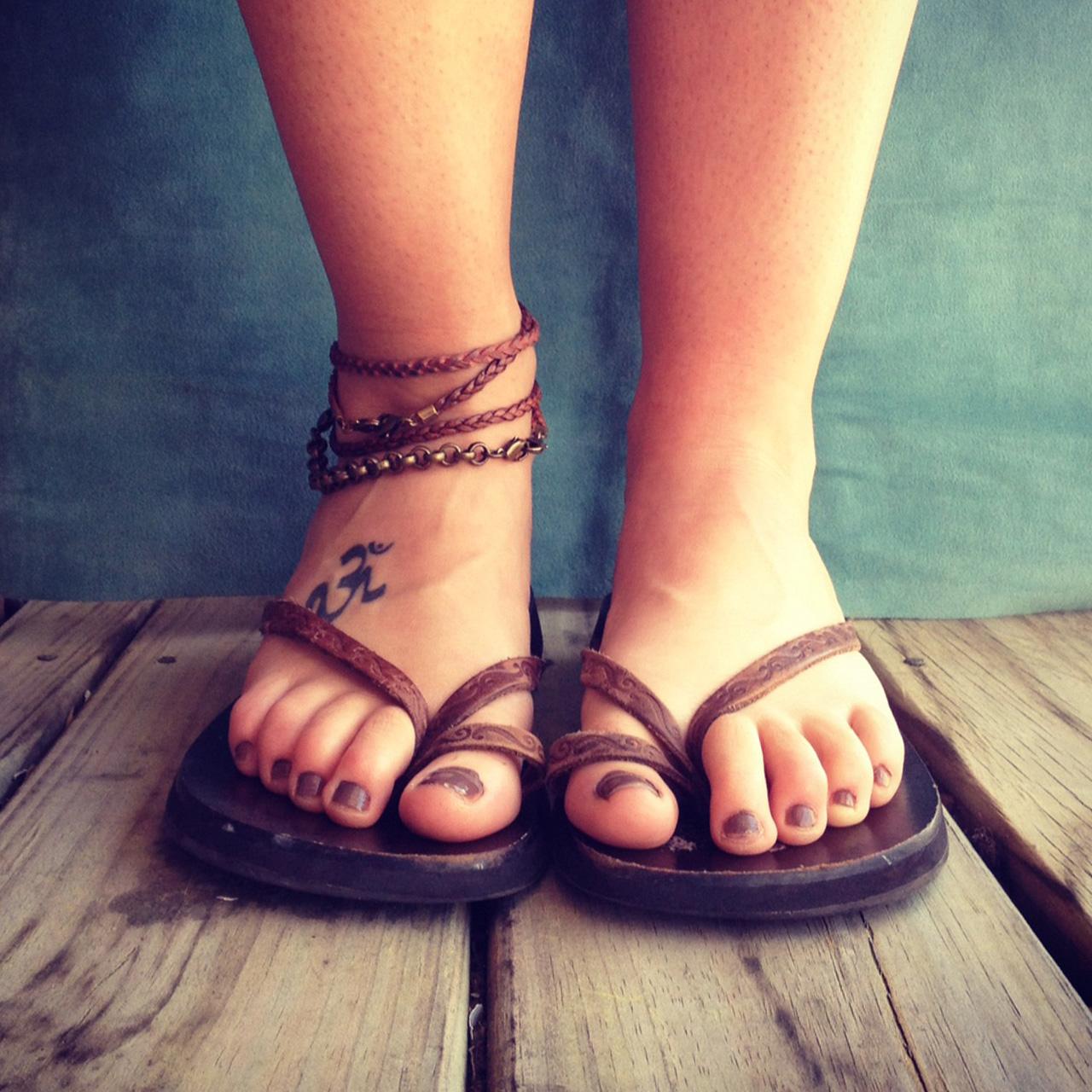 Braided Anklet