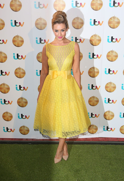 Catherine Tyldesley/Getty Images