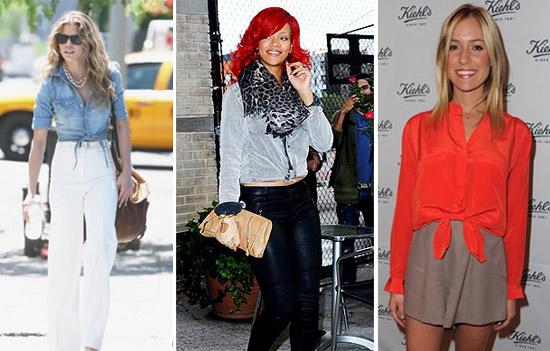 Celebrities' Styles