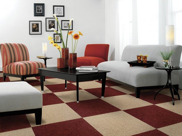 Home Decoration: Creative Carpets for Your Living Room - Pretty ...