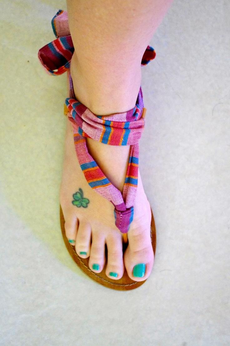 Convertible Sandals