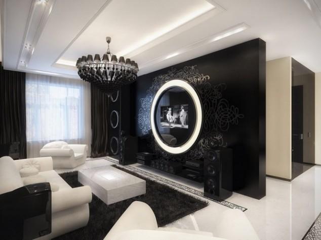 Cool Design of Living Room