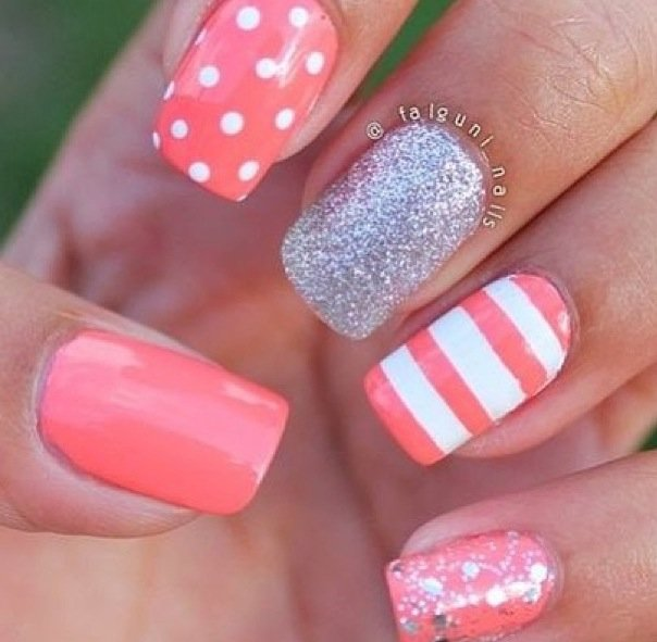 EchoPaul Official Blog: 20 Classic Nail Designs For 2014