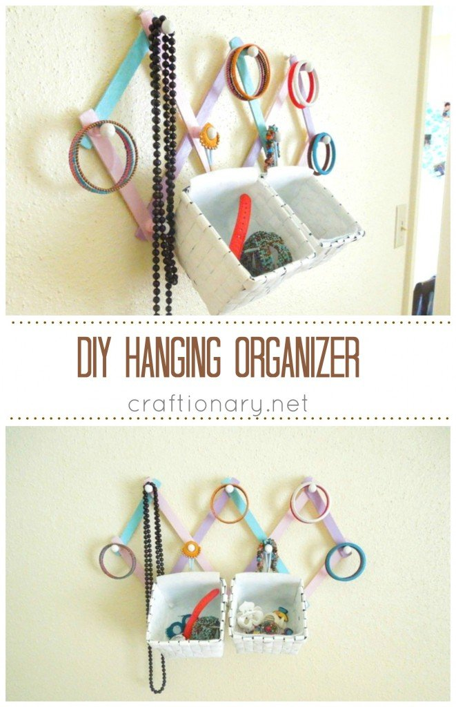 Organize Your Clothes 10 Creative And Effective Ways To Store And Hang Your Clothes: 15 Ideas For You To Store The Jewelry