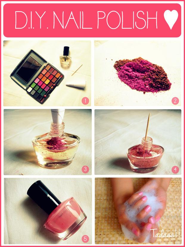 DIY Nail Polish You Must Love - Pretty Designs