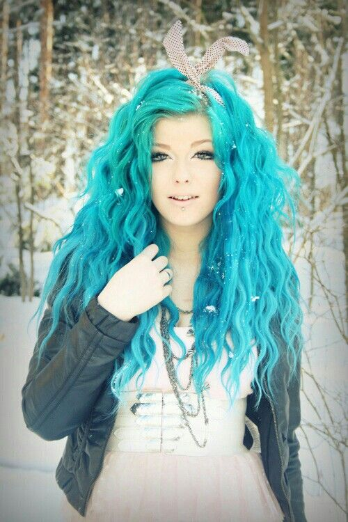 Teal Hair Dye Ireland