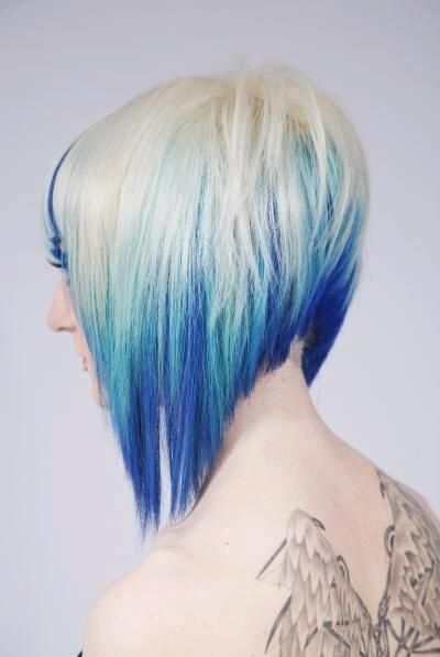Latest Hair Color Trend: Dreamy Blue Hair - Pretty Designs