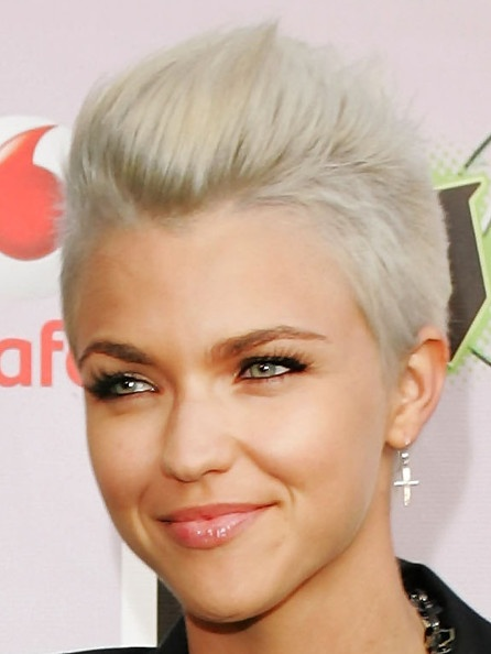 Remarkable 15 Super Cool Platinum Blonde Hairstyles To Try Pretty Designs Short Hairstyles Gunalazisus