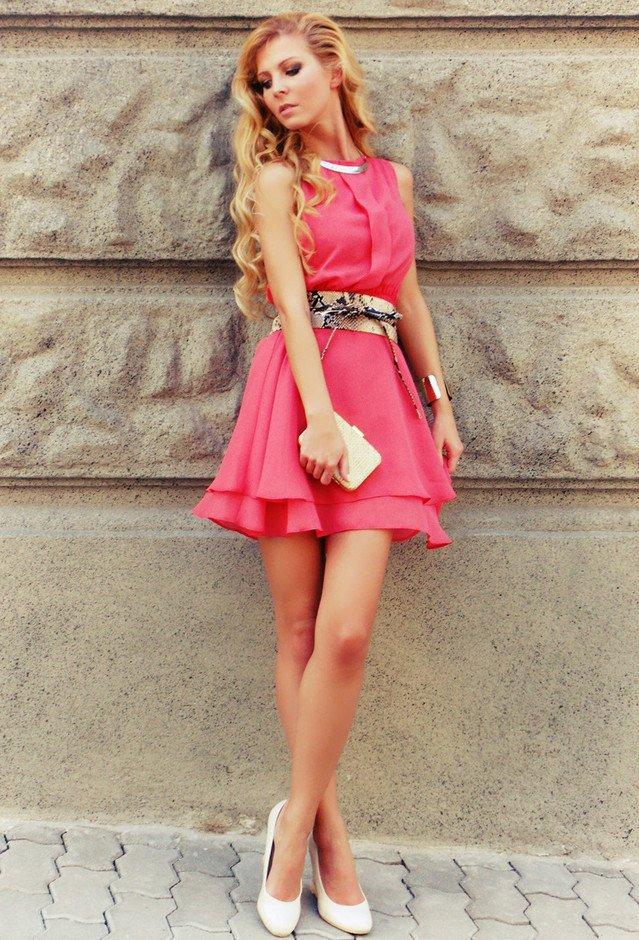 Elegant Dress Outfit for Summer