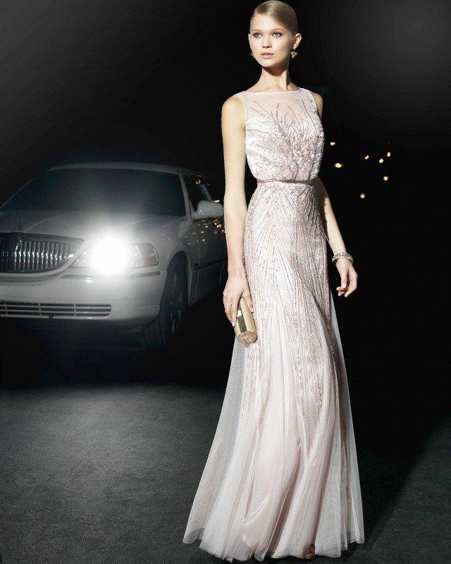 Elegant Dress by Rosa Clara