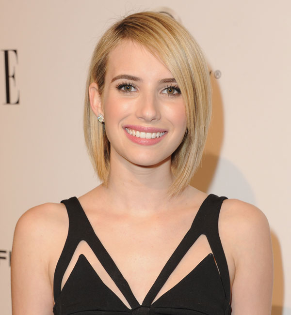emma roberts haircut - photo #13