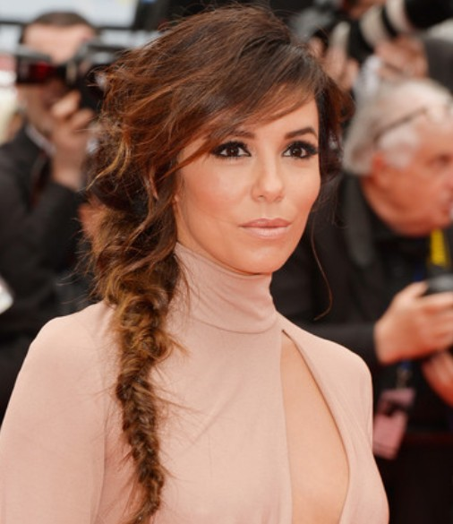 Eva Longoria Braid/Getty Image