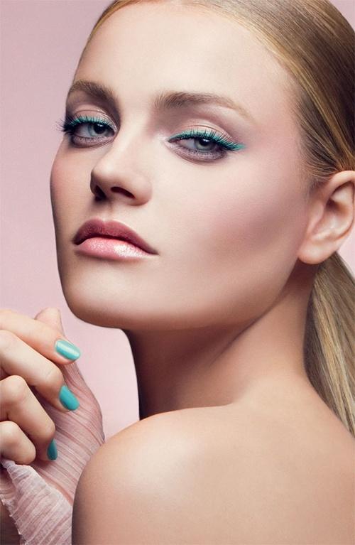 Fresh and Flattering Summer Makeup Ideas