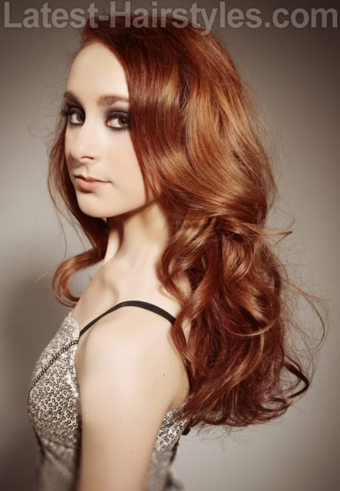 11 Amazing Copper Hairstyles For 2014 Pretty Designs