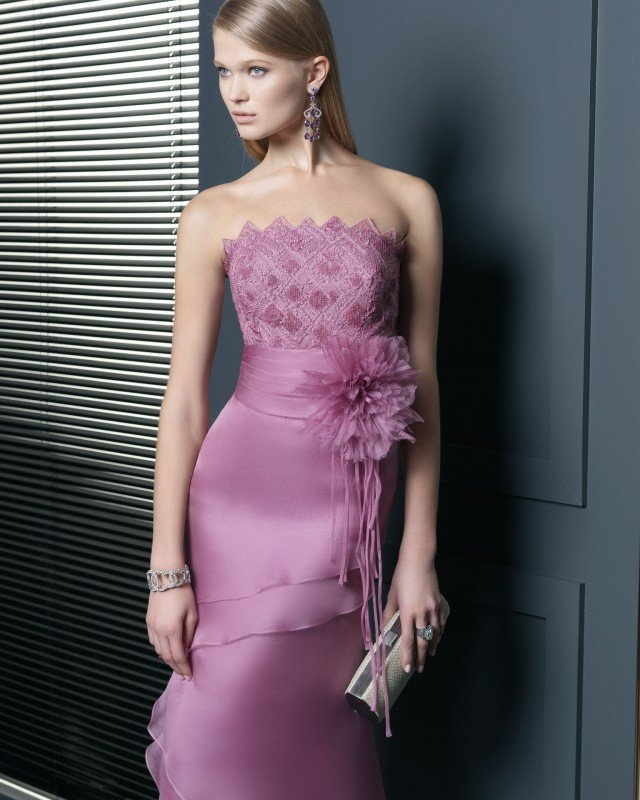 A Collection of Beautiful Cocktail Dresses by Rosa Clara - Pretty ...