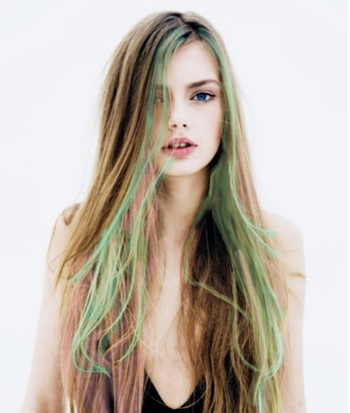 Colored Hairstyles You Must Try For The Season Pretty
