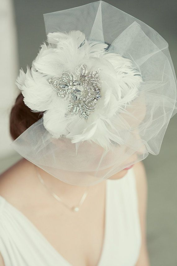 Huge Flower Headpiece
