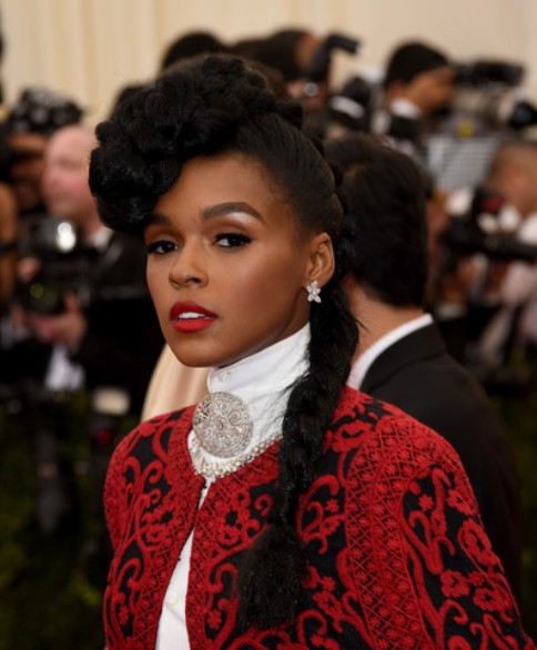 Janelle Monae Braid/Getty Image