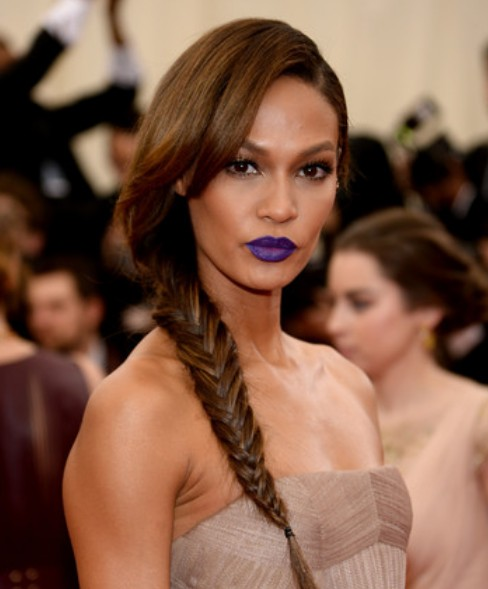 Joan Smalls Braid/Getty Image