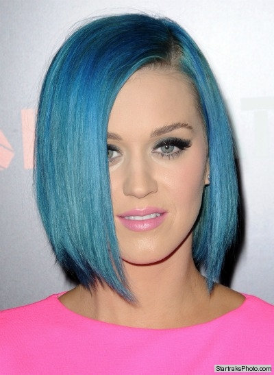 Katy Perry Blue Bob